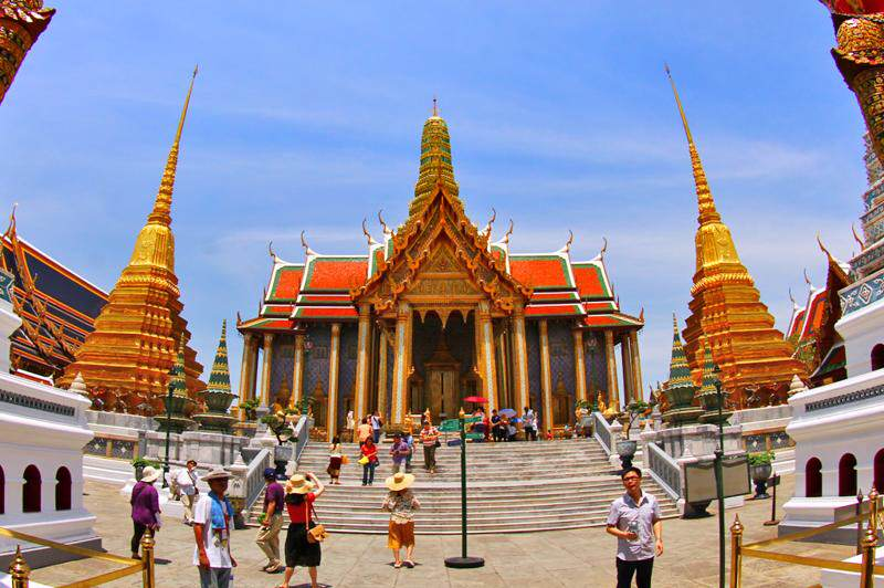 Excursion Palacio Real en Bangkok