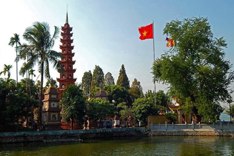 Templos más famosos de Hanoi
