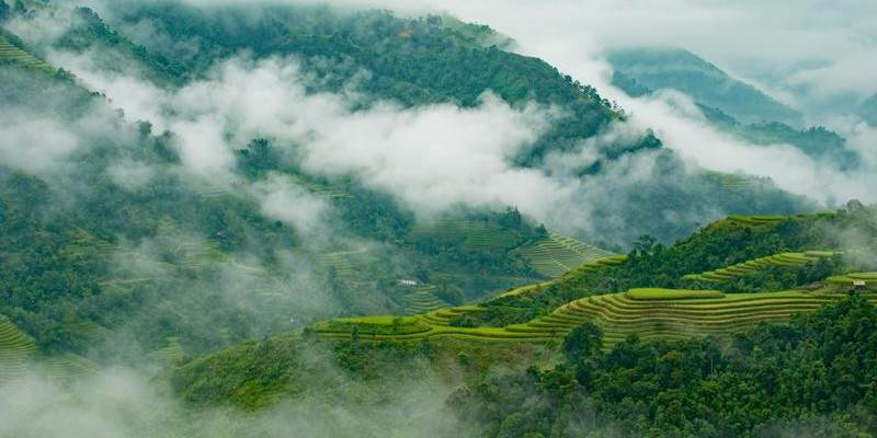 Como afceta el monzón a vietnam