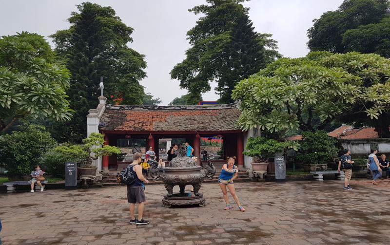 El monzon en vietnam por zonas