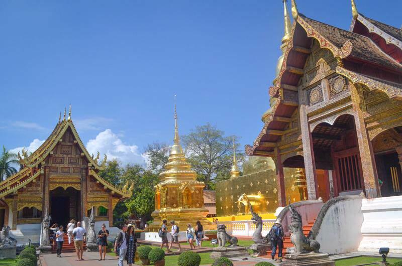 La ciudad de Chiang Mai