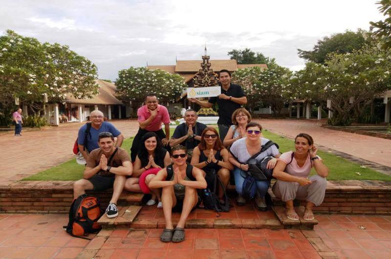 viaje a  tailandia en grupo reducido