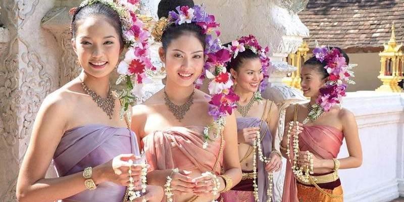 habitantes de tailandia