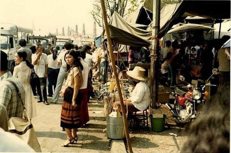 los tailandeses
