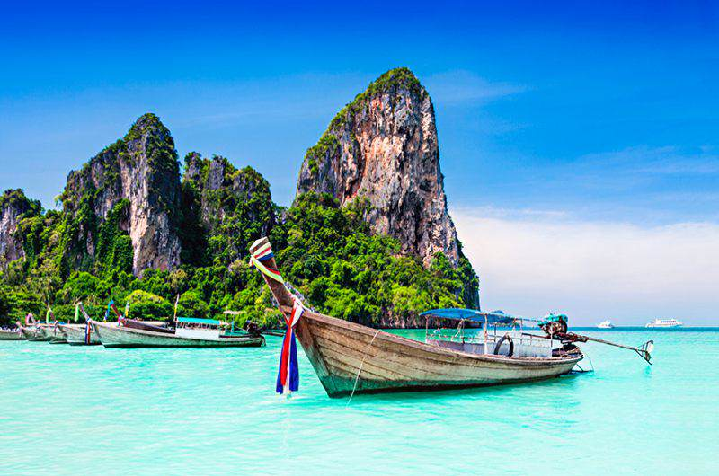 Region Sur Tailandia