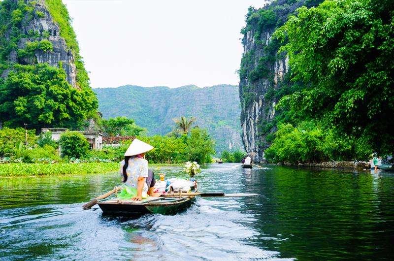 Temperaturas en Vietnam por zonas