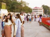 la población de Bangkok