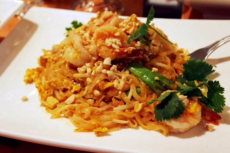 Platos famosos que comer en Tailandia