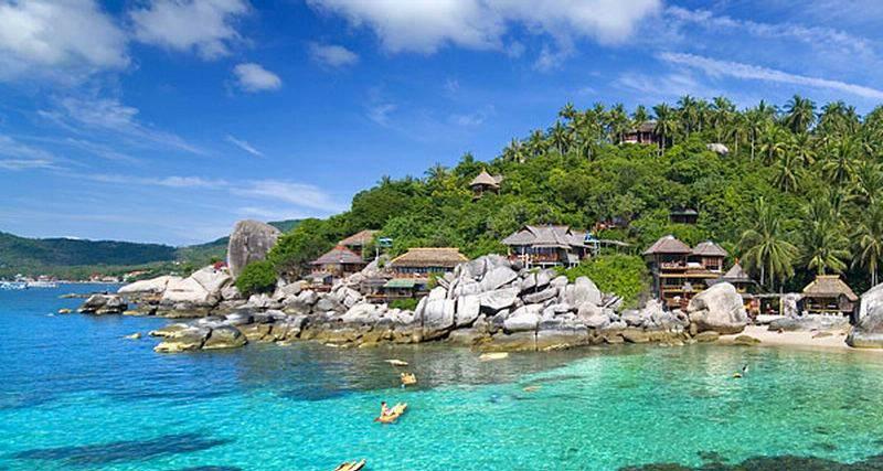 Isla de Koh Phangan
