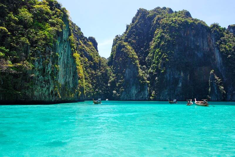 Turismo en Koh Phi Phi