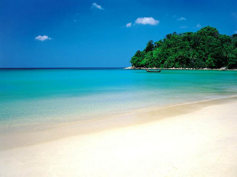 Islas de Tailandia en el Mar de Andamán