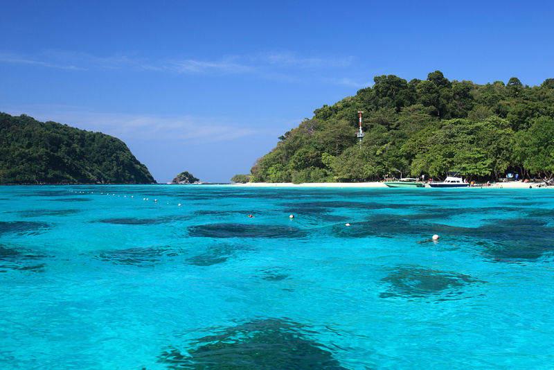Islas de Tailandia-Koh Lanta