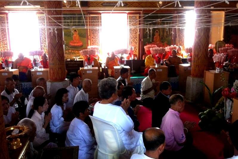 La Religión en Tailandia