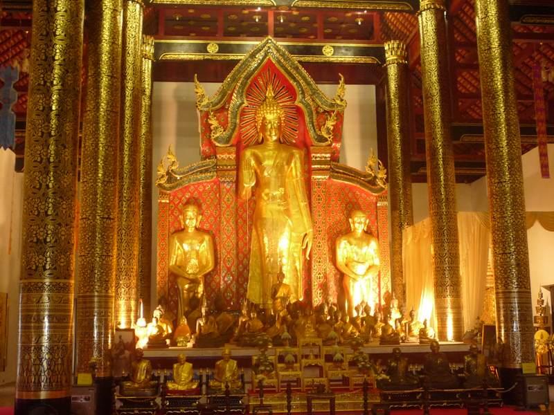 El busdimo  es la religión de Tailandia