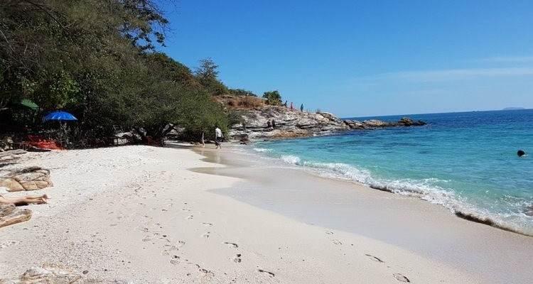 Playas de Koh samet
