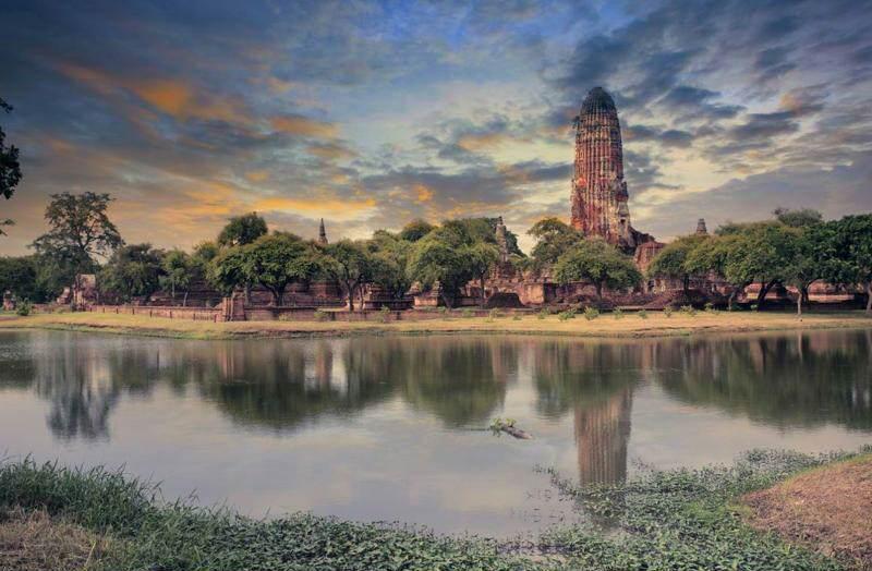 Reino de Siam Ayuthaya