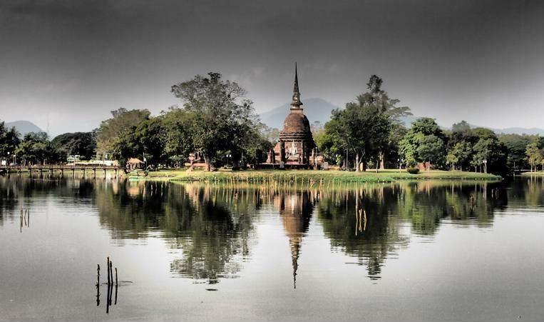 Reino de Siam Sukhothai