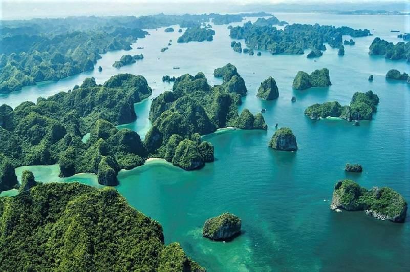 Visita de Halong en tu viaje a  Vietnam