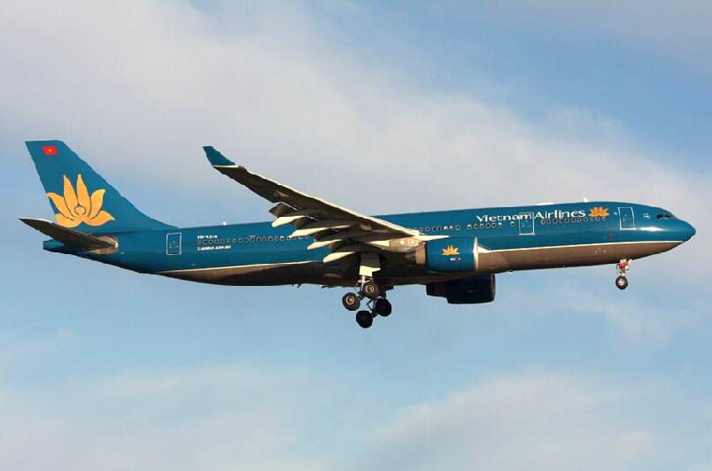 Vuelo domestico vietnam airlines
