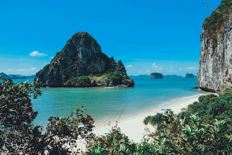 Islas de la Bahía de Halong