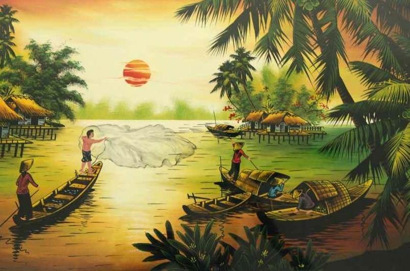 Pintura Vietnamita