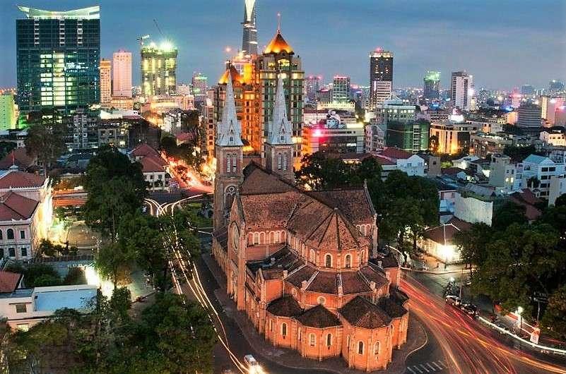 Ho Chi Minh Notre Dame