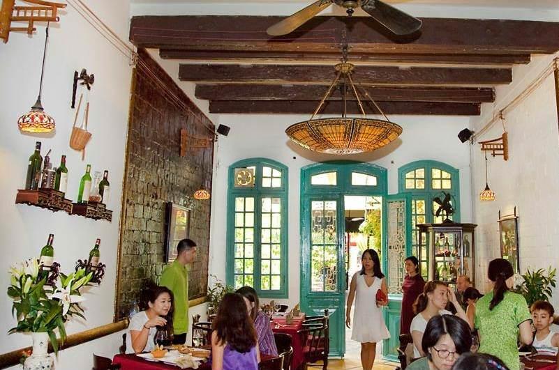 Restaurante Green Tangerine Hanoi