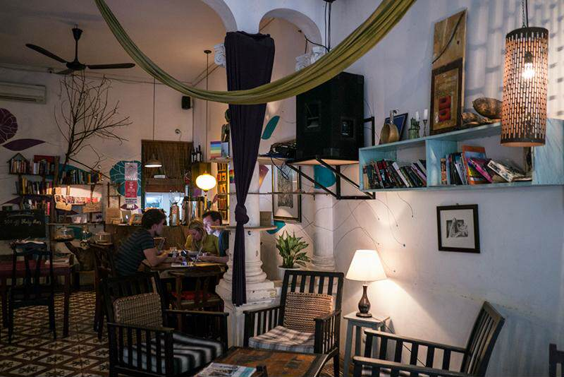Restaurante-Cafe Hanoi Social Club