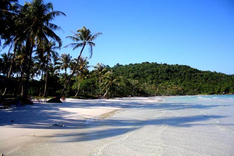 Playa de Sao Beach en Phu Quoc