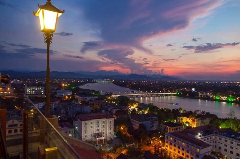 hue, la capital imperial de Vietnam