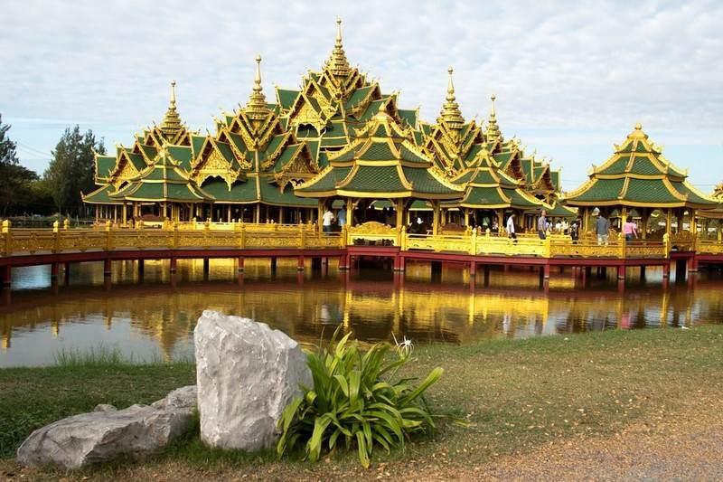 Museo Muang Boran en Tailandia