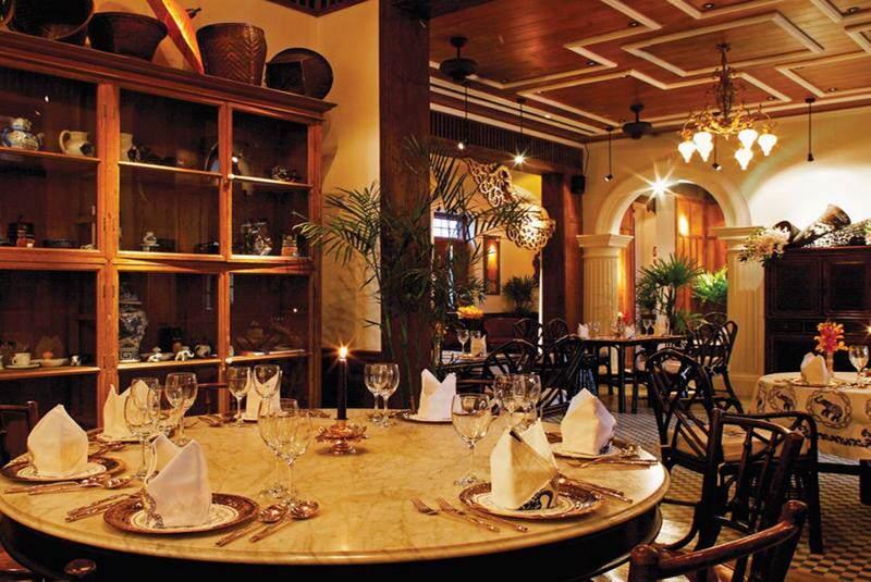 Restaurante Blue Elephant en Phuke