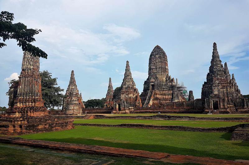 Excursion a Ayuthaya desde Bangkok