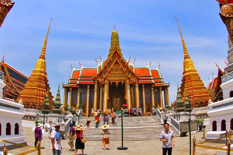 Excursion Palacio Real en Bangkok