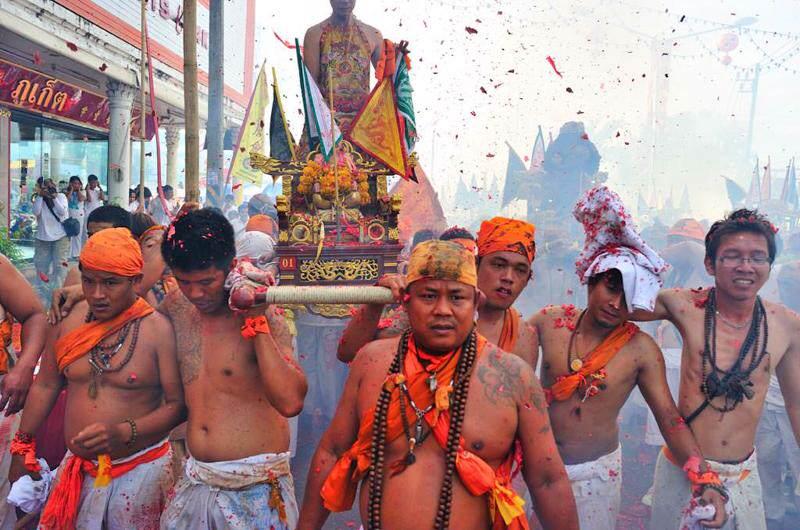 Festivales en Tailandia en Octubre