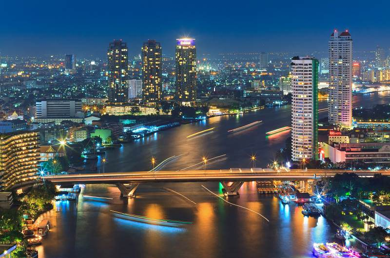 Region Centro Tailandia