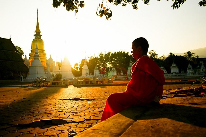 Itinerario ideal por tailandia