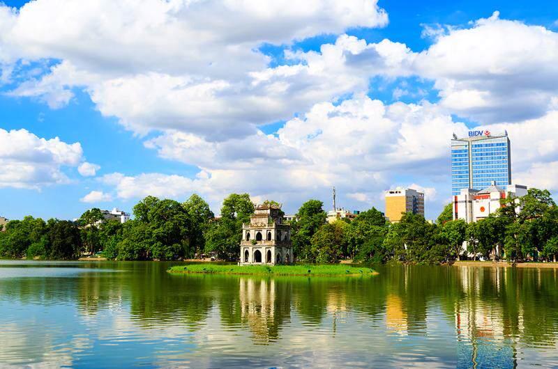 Temperaturas en Hanoi