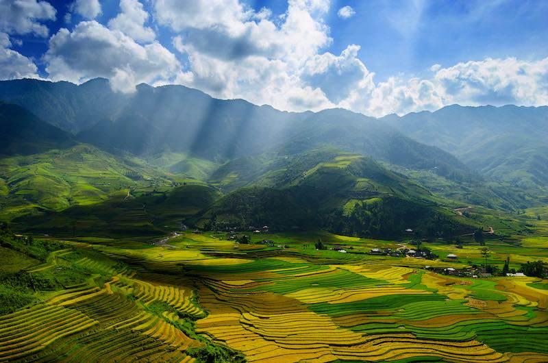 El clima en Vietnam